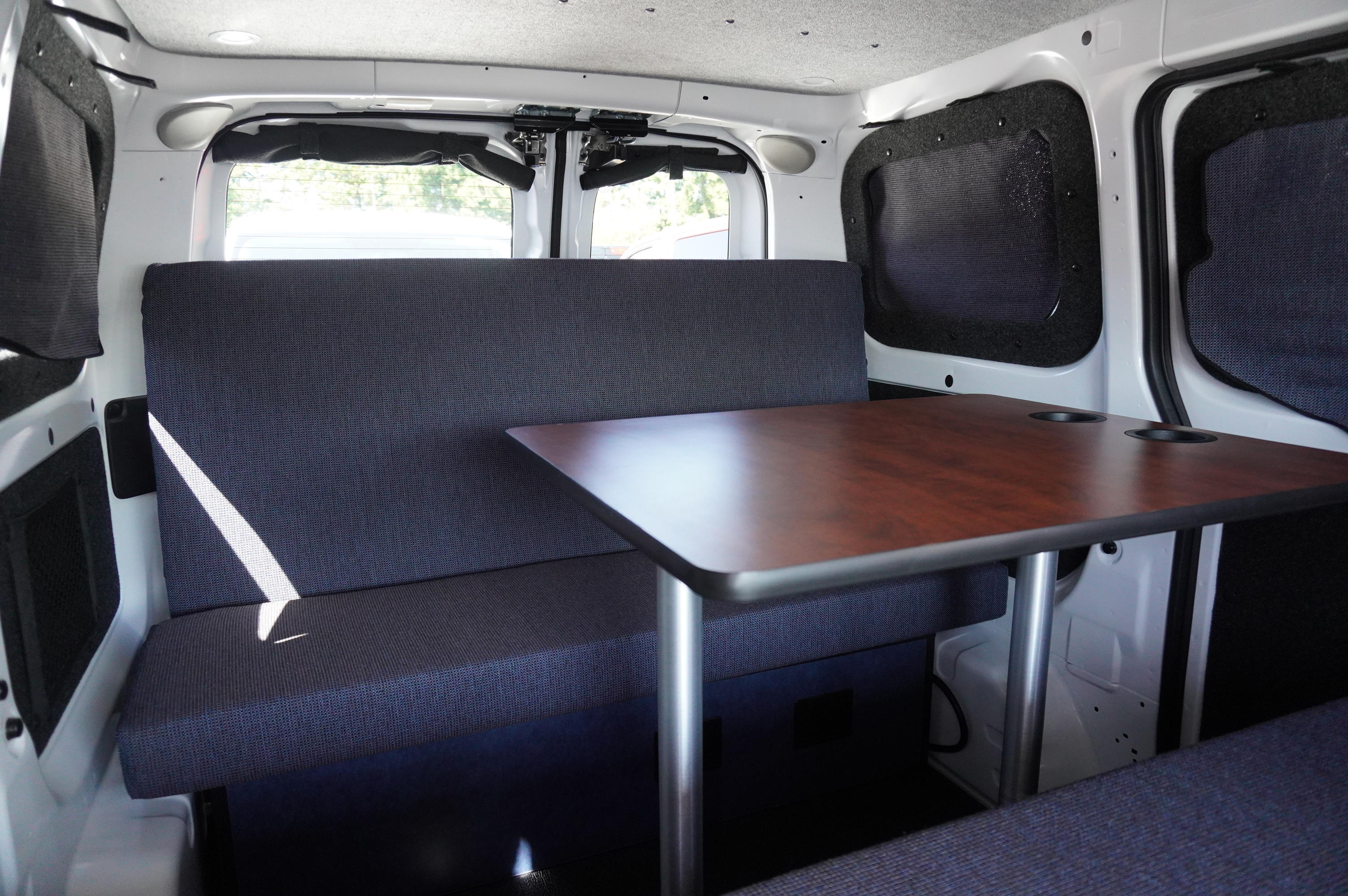 New 2019 Free Bird Camper Van White Denim