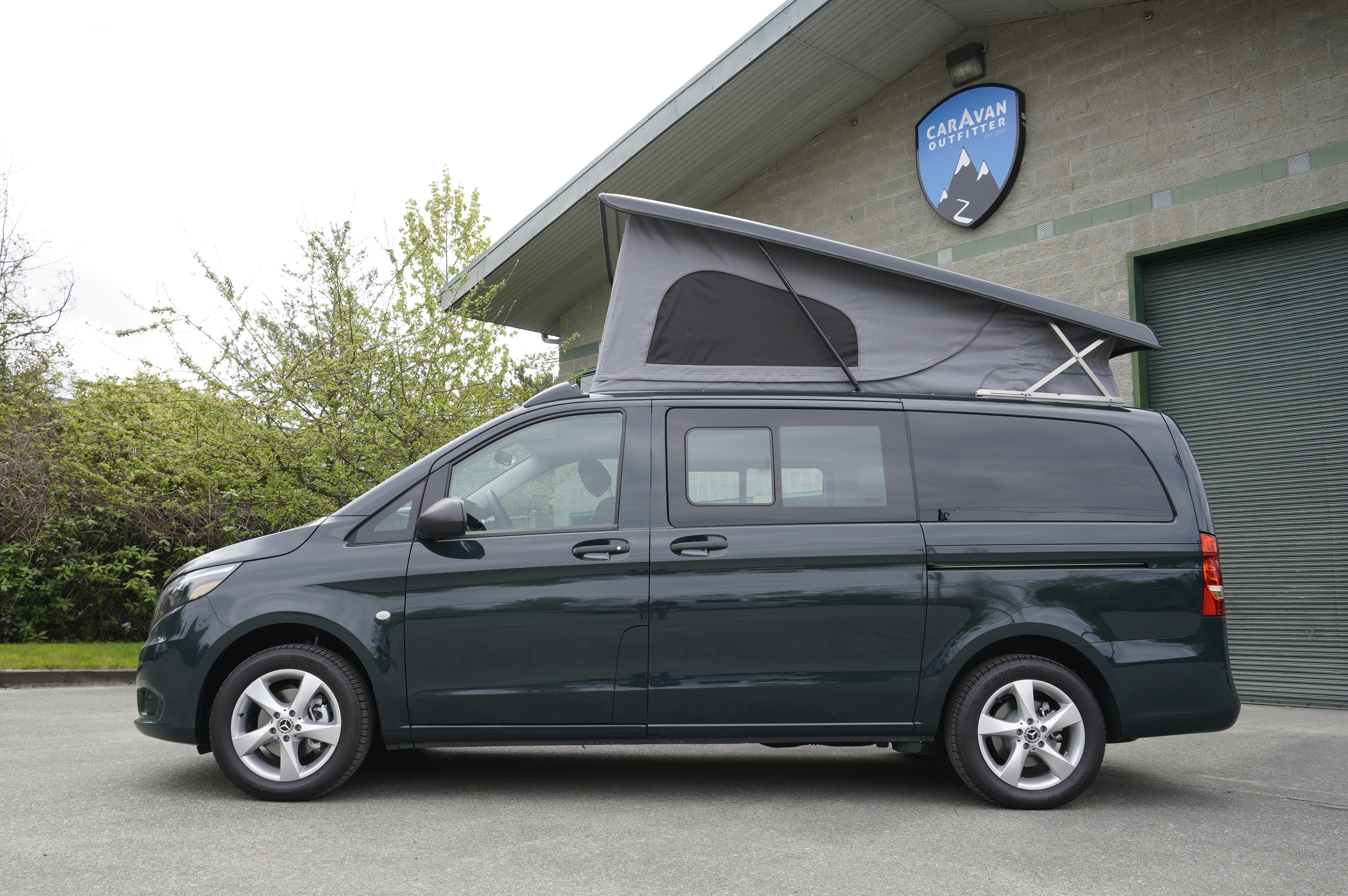Pre-Owned 2020 Backroad Camper Van Passenger